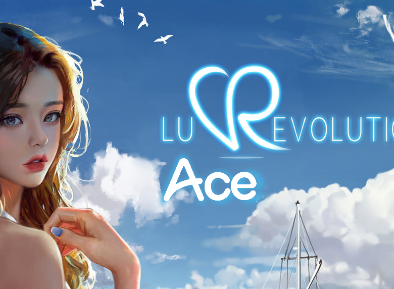 ACE Entertainment's first mobile game project,  LuV.Revolution
