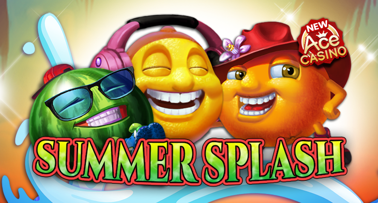 Get ready for summer with Summer Splash slot