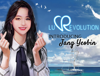 [LuV.Revolution ACE]  Jang YeoBin Introduction